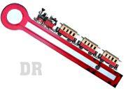 DR Signalflügel Original Tolle Gartenbahn