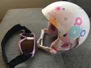 Ski- Snowboard Helm Brille