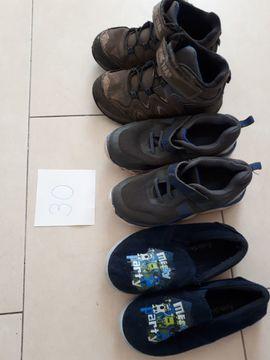 Bild 4 - Kinderschuhe Schuhgröße zwischen 20 und - Erlangen Büchenbach
