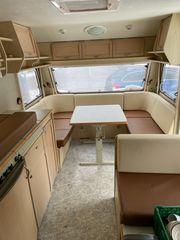 Wohnwagen 546 Home Car mit