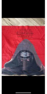 Tolle Star Wars Bettwäsche in rot-schwarz