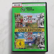 PC Spiel Siedler II Die