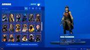 Renegade Raider OG Fortnits Account