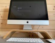 Homeschooling - iMac 21 5