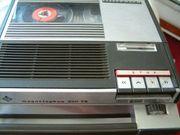 Telefunken Magnetophon 300 TS zu