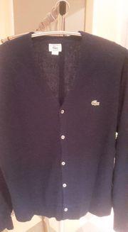 Strickjacke von Lacoste XL Pullover