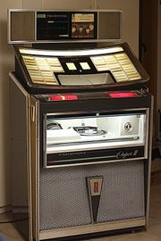 Jukebox Musikbox Rock-Ola Modell 414