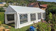 Zelt Festzelt Partyzelt Pavilion 4x8m