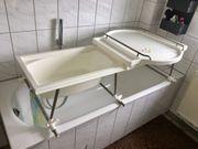 Wickeltisch für Badewanne Geuther Aqualino
