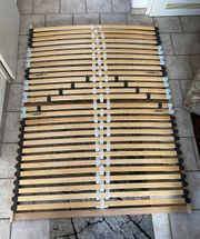 Matratze Lattenrost 140 x 200