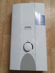 Durchlauferhitzer von Siemens