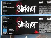 2 Karten für Slipknot in
