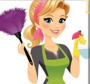 ich suche Reinigungskraft Treppe Haushalt