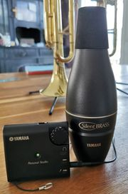 Übungssystem Yamaha Silent Brass für