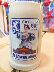 Oktoberfest krüge NEU