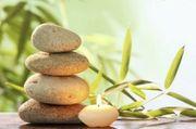 Wellness Massage für die Frau