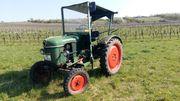 Deutz D15 Traktor Schlepper