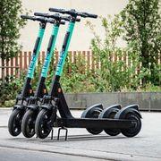 Tier E-Scooter Fahrten