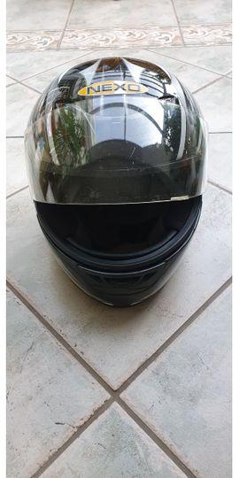 Motorrad-Helme, Protektoren - Motorradhelm