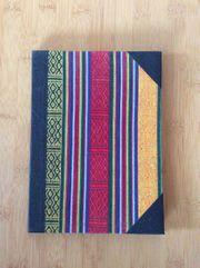 Notizbuch aus Reispapier