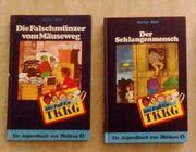 2 TKKG-Jugendbücher Stück 2 - EUR
