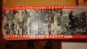 Motorrad Zeitschrift von 1961 bis