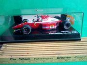 9 Formel-1-Modelle 1992-1993 Göde 1