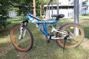 Shimano MTB Fully Hill 200