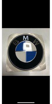 Original BMW Emblem Plakette Heckklappe