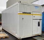 Baucontainer Bürocontainer Gartencontainer