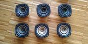 6 Breitband-Lautsprecher von Multicel - MS-115