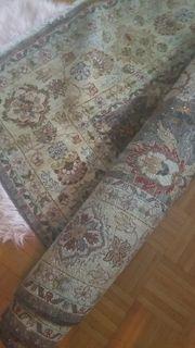 Seiden Teppich Gr 305x240