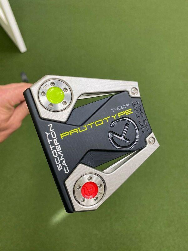 Scotty Cameron Phantom x Prototype