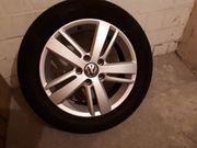 4 originale VW Alufelgen mit