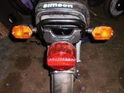 Simson Sr50 Rücklichteinheit