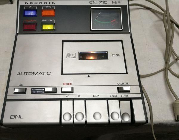 Grundig CN 710 HiFi Automatic