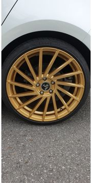 Ultra Wheels UA9 Gold 8