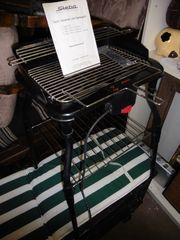 Steba VG5 Elektrogrill Thermostat Windschutz