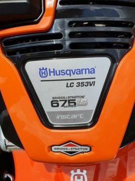 Bild 4 - Rasenmäher Benzin Husqvarna LC353VI - Vatersreith