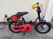 Kinderfahrrad Haribo mit Stützräder