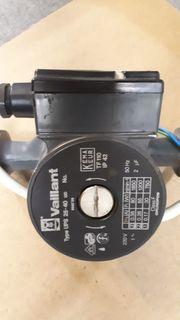 Vaillant UPS 25-40 180 Heizungspumpe