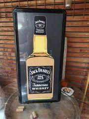 Leuchtreklame Jack Daniels