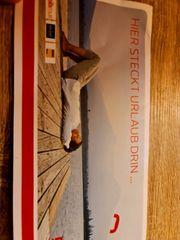 Reisegutschein 2000 Euro DerTours Meier