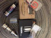 Tausche 4 VERDAMPFER CLEAROMIZER SMOK