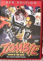 Zombie 1 2 DVD Bluray