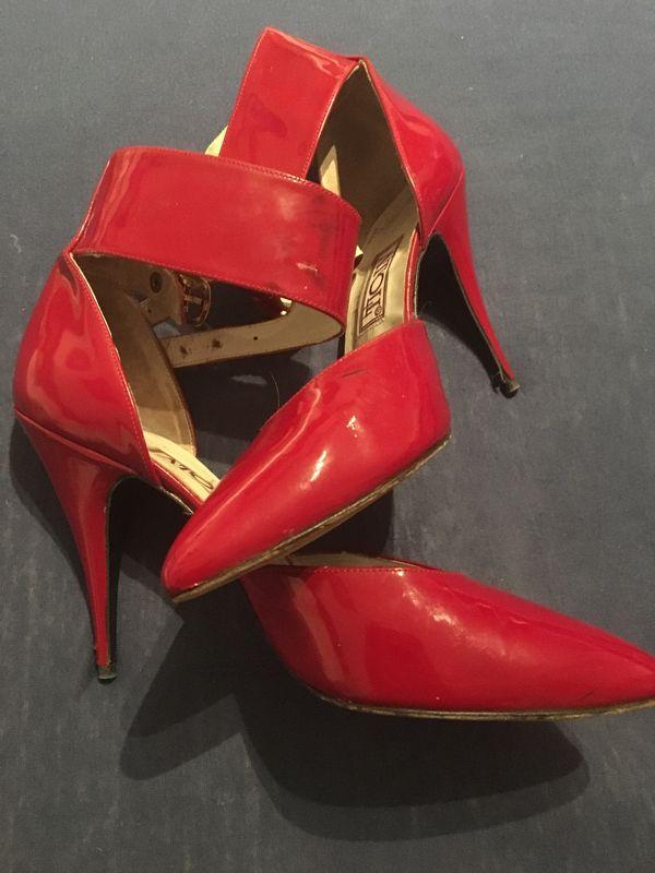 Lack High Heels rot