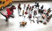 Playmobil Mixset Ritter und Drachen