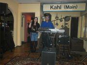 Italienisch Live Musik Band Duo