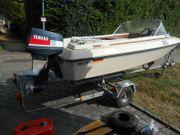 Motorboot Hellwig Poros mit 50