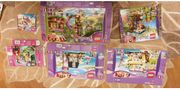 Lego Sammlung 7 Sets
